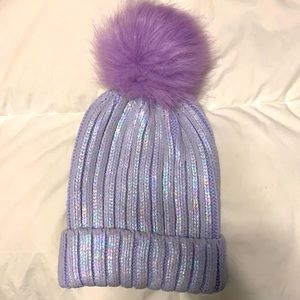 Justice Winter Hat One Size
